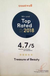 Treatwell Award